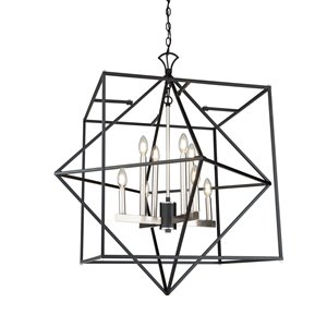 Artcraft Lighting Roxton Chandelier - Matte
