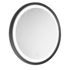 Miroir rond à DEL Reflections de Artcraft Lighting