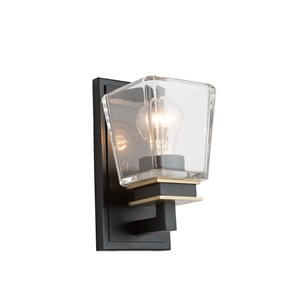Artcraft Lighting Eastwood Wall Light - Black