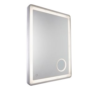 Miroir à DEL Zoom Reflections de Artcraft Lighting