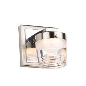 Artcraft Lighting Newbury LED Wall Light - Chrome