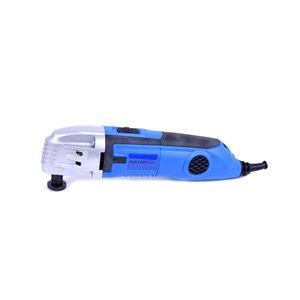 Outils Oscillants Multi Bolton Pro de Tooltech, 2 A, vitesse variable, boitier rigide