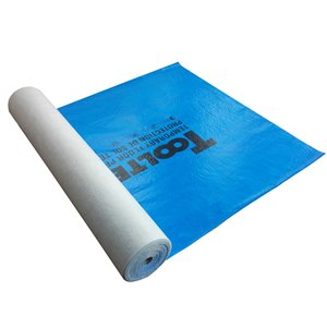 Tooltech Temporary Floor Protection Roll - 40-in x 45-ft
