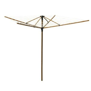 Greenway Large Outdoor Bamboo Clothes Dryer - 82.90-in x 75.80-in