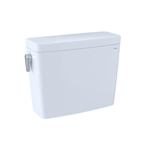 TOTO Drake Dual Flush 1.28-GPF High-Efficiency Tank - WASHLET+ Auto Flush Compatible - Cotton