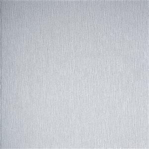 Papier peint Surface en vinyle texturé au motif abstrait par Graham & Brown, non encollé, 56pi², argent