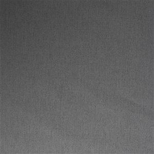 Papier peint Innocence en vinyle texturé au motif abstrait par Graham & Brown, non encollé, 56pi², charbon