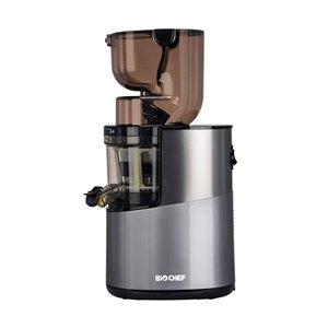 BioChef Atlas Pro Cold Press Vertical Juice Extractor - 200-oz - 300 watts - Silver