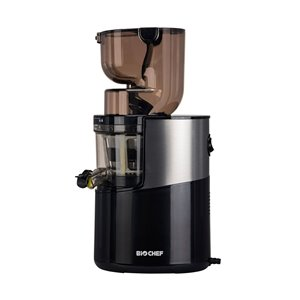 BioChef Atlas Pro Cold Press Vertical Juice Extractor - 200-oz - 300 watts - Black