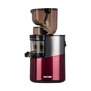 BioChef Atlas Pro Cold Press Vertical Juice Extractor - 200-oz - 300 watts - Red