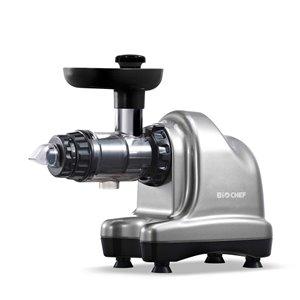 BioChef Axis Cold Press Juice Extractor - 200-oz - Silver