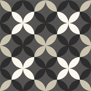Tuiles adhédifs Arbor de Floorpops, 12 po x 12 po