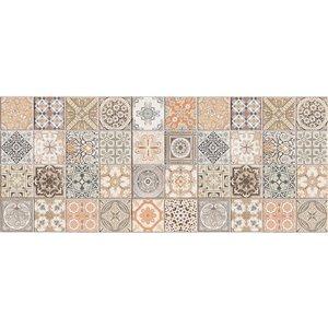 Tapis en vinyle persans de Crearreda, 19,7 po x 47,2 po