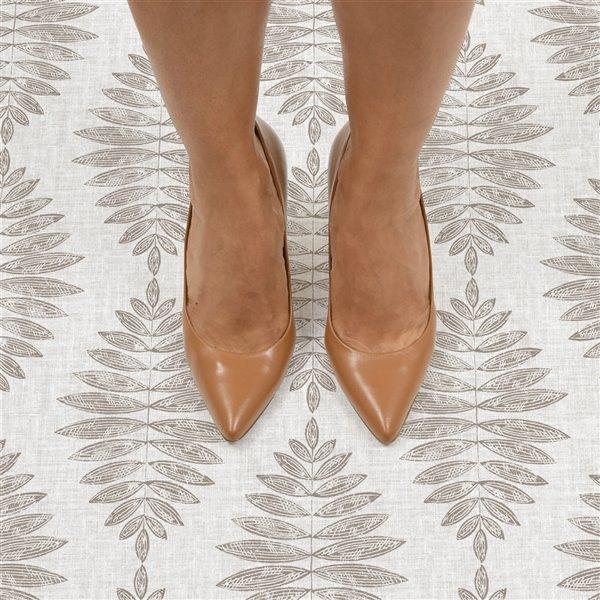 Tuiles adhédifs Foliage de Floorpops, 12 po x 12 po