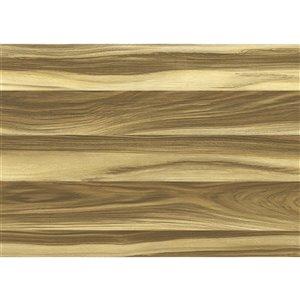 Modern Wood Adhesive Film Set of 2
