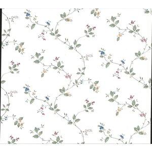 Papier peint Ree Mini Floral Trail de Advantage, multicolore