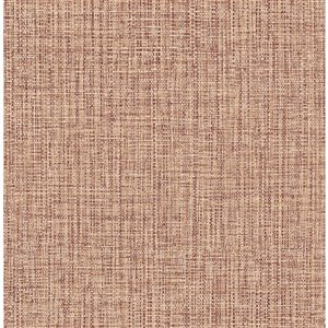 Papier peint Giorgio Distressed Texture de Fine Decor, rouge