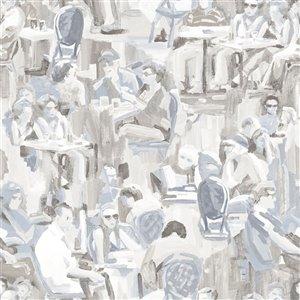 Origin Wunderkammer Café Wallpaper - Neutral