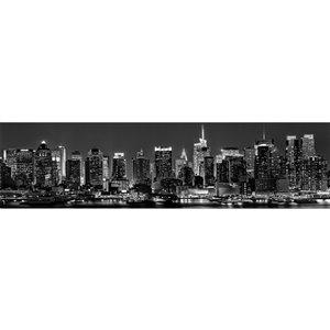New York Skyline Backsplash