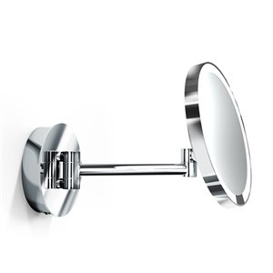 WS Bath Collections Magnifying LED Makeup Mirror - Polished Chrome