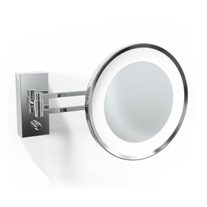 WS Bath Collections Magnifying Makeup Mirror - Chrome