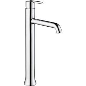 Robinet pour vasque de salle de bain Trinsic de DELTA, 1 poignée, chrome