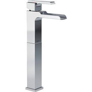 Robinet pour vasque de salle de bain Ara de DELTA, 1 poignée, chrome