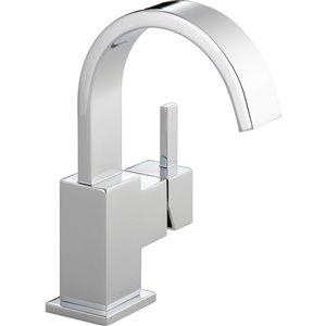 Robinet de salle de bain Vero de DELTA, 1 poignée, chrome