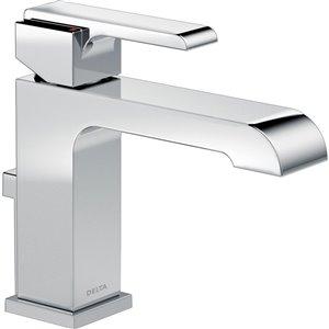 Robinet de salle de bain à 1 poignée Ara de DELTA, chrome