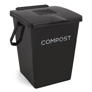 Tumbleweed Organi-Bin Kitchen Caviar Compost Bin - 2 Gallons