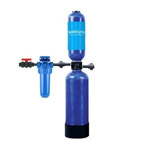 Système de filtration d'eau résidentiel Austin Springs, 3 étapes