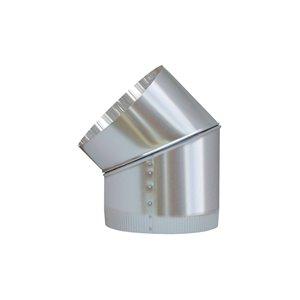 Columbia Coude pour tube de lumière rigide 13 po