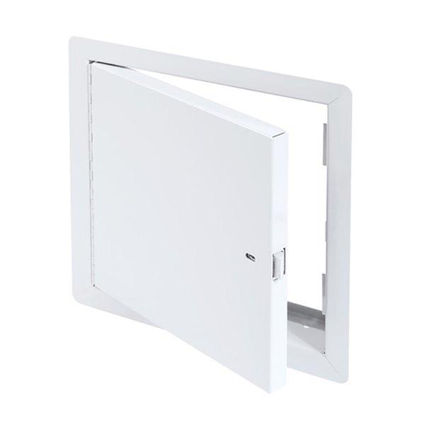 Panneau d'accès coupe-feu non isolé de Best Access Doors en métal, 18po x 18po, blanc