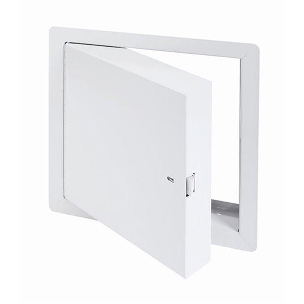 Panneau d'accès isolé, homologué contre le feu de Best Access Doors en métal, 30po x 22po, blanc