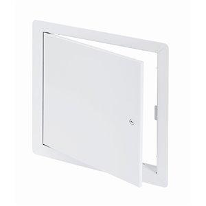 Panneau d'accès universel de Best Access Doors en métal, 18po x 12po, blanc