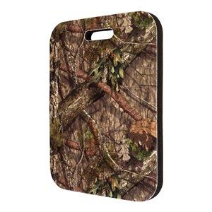 Coussin confortable Mossy Oak de Earth Edge, 15 po x 20 po, camo