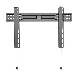 CorLiving Fixed Ultra Slim TV Mount for 37-in to 70-in TV - Black