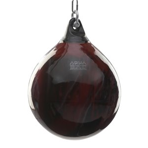 Aqua Training Bag 21-in 190 lb Bag - Blood Red