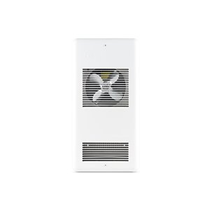Aéroconvecteur 500 watts Pulsair de Stelpro, 208 V/240 V, 17,75po x 9po, blanc