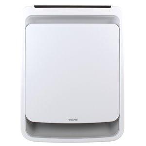 Stelpro Oasis2000 Watts Fan Heater - 208-Volt/240-Volt- 11.5-in x 16.5-in - White