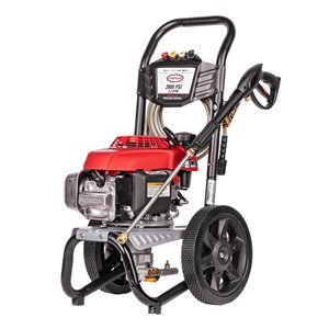 Simpson Mega Shot Gas Pressure Washer with Axial Pump - 2800 PSI - 2.3 GPM