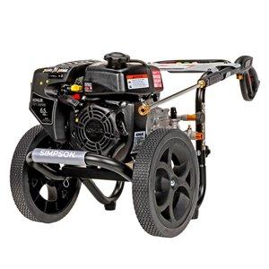Appareil de nettoyage à haute pression à essence Mega Shot de Simpson avec pompe axiale , 3100 lb/po², 2,4 gal/min