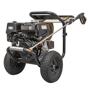 Appareil de nettoyage à haute pression à essence Power Shot de Simpson avec pompe AAA Triplex , 3800 lb/po², 3,5 gal/min