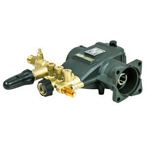 Ensemble de pompe à piston triplex industriel AAA de Simpson, 3700 lb/po2, 2,5 gal/min