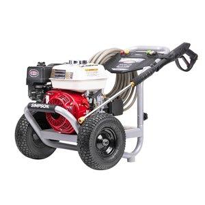 Appareil de nettoyage à haute pression à essence Power Shot de Simpson avec pompe AAA Triplex, 3700 lb/po², 2,5 gal/min