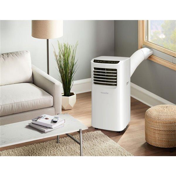Climatiseur portable 3-en-1 de 6000 Btu (Ashrae) de marque Forest Air