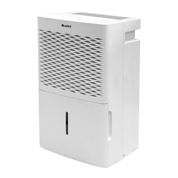 GREE 50 pint Chalet Dehumidifier Energy Star Certified - White
