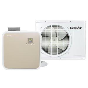 Climatiseur portable MINI 3-en-1 de 8000 BTU de marque Forest Air