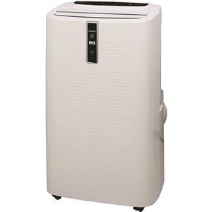 Climatiseur portable 3-en-1 de 14000 Btu (Ashrae) de marque JHS
