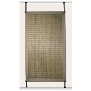 Versailles Home Fashions Bamboo Privacy Panel - 38-in x 68-in - Beige